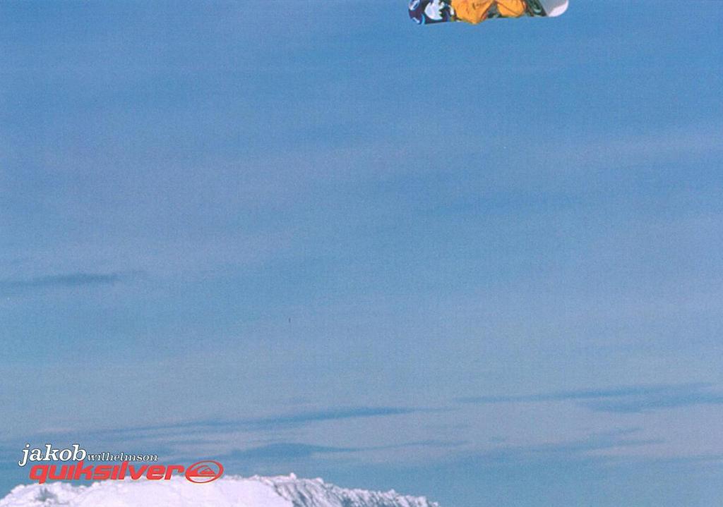 2003 - David Carson - Quiksilver
