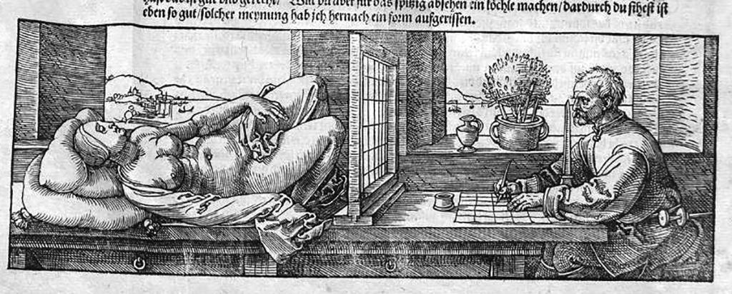 Albrecht Dürer De Symmetria Partium Humanorum Corporum 1532.
