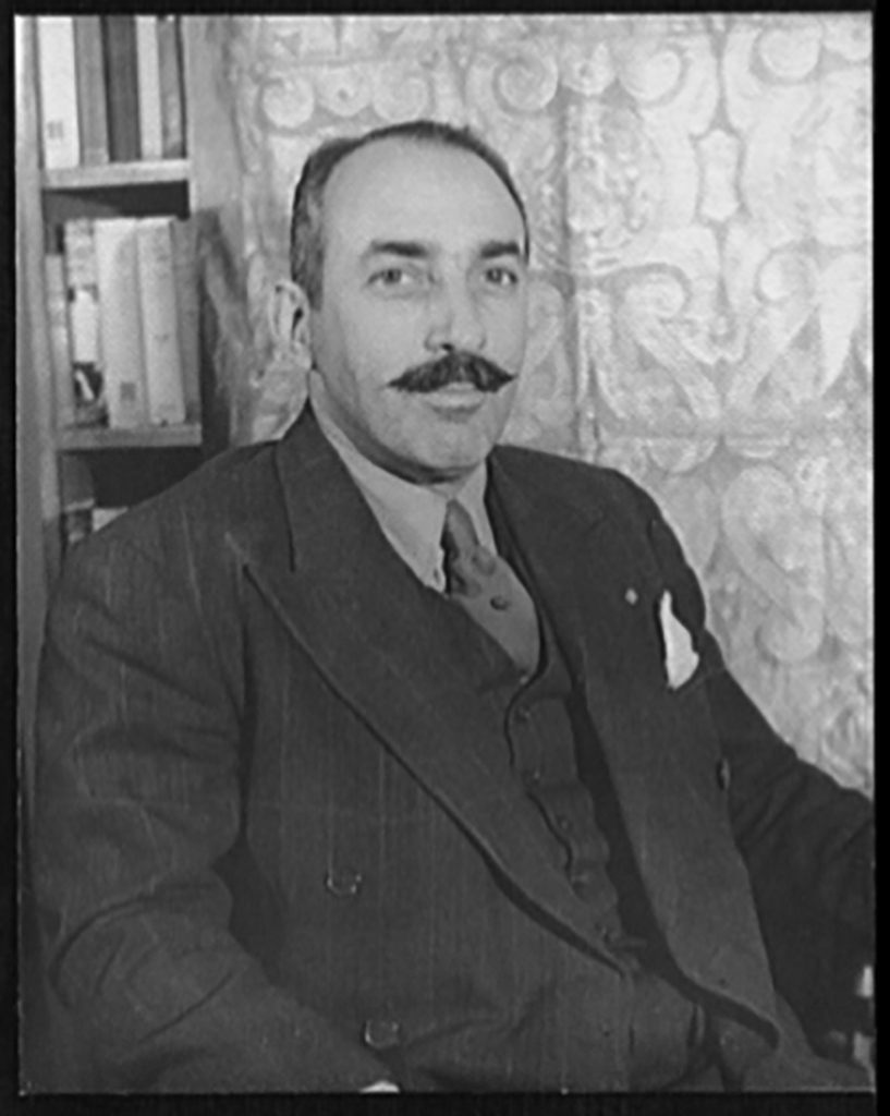 Alfred Knopf 1935