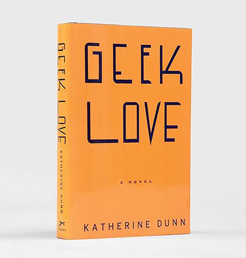 Geek Love 1989 Chip Kidd