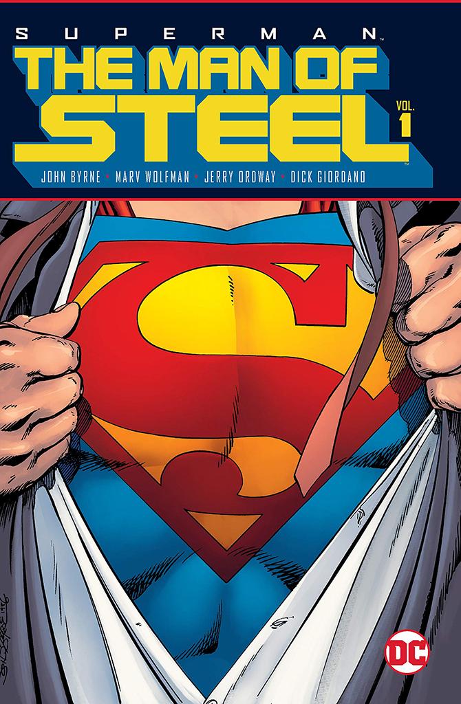 Il celebre gesto di Superman