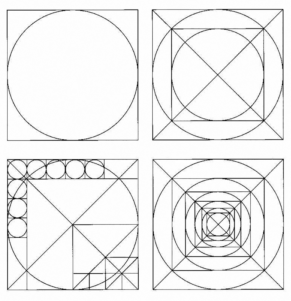 Mathieu Lauweriks diagrammi
